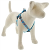 "Lupine 3/4"" Foxy Paws 20-30"" Step-in Harness - Medium Dog"