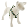 "Retired LupinePet 1"" Gone Fishin' 19-28"" Step-in Harness - Large Dog"