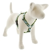 "Retired LupinePet 1"" Gone Fishin' 20-32"" Roman Harness MicroBatch"