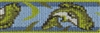 Lupine Gone Fishin' Training Tab - Large Dog LIMITED EDITION
