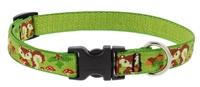 "Lupine 3/4"" Go Nuts 15-25"" Adjustable Collar"