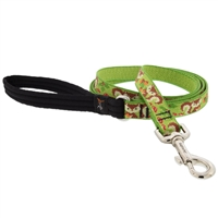 "Lupine 3/4"" Go Nuts 4' Padded Handle Leash"