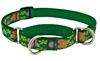 "Lupine 3/4"" Garden Party 10-14"" Combo/Martingale Training Collar - Medium Dog LIMITED EDITION"