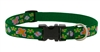 "Retired LupinePet 3/4"" Garden Party 15-25"" Adjustable Collar -MicroBatch"