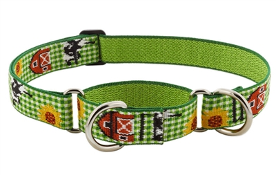 "Lupine 1"" Heartland 15-22"" Martingale Training Collar MicroBatch"