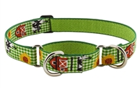 "Retired Lupine 1"" Heartland 19-27"" Martingale Training Collar"