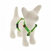 "Lupine 1/2"" Happy Holidays Green 9-14"" Roman Harness"