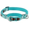 "Retired Lupine 3/4"" Hoot 10-14"" Martingale Training Collar MicroBatch"