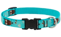 "Retired Lupine 3/4"" Hoot 15-25"" Adjustable Collar"