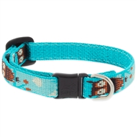 "Lupine 1/2"" Hoot Cat Safety Collar"