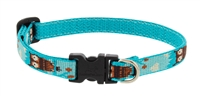 "Lupine 1/2"" Hoot 6-9"" Adjustable Collar"