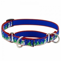 "Lupine 3/4"" Jack Frost 10-14"" Martingale Training Collar"