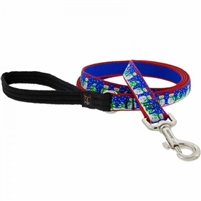 "Lupine 3/4"" Jack Frost 4' Padded Handle Leash"
