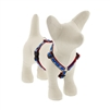 "Lupine 1/2"" Let it Snow 12-20"" Roman Harness"