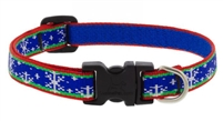 "Lupine 1/2"" Let it Snow 8-12"" Adjustable Collar"