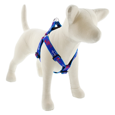 "Retired Lupine 1"" Lobstahs 19-28"" Step-in Harness - Large Dog"