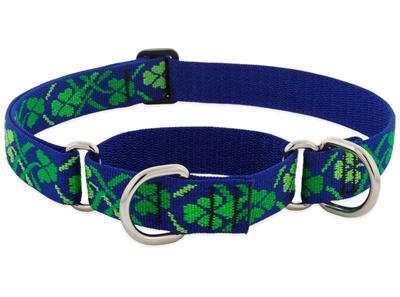 "Lupine 1"" Lucky 19-27"" Martingale Training Collar MicroBatch"