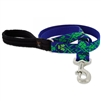 "Retired Lupine 1"" Lucky 4' Long Padded Handle Leash"
