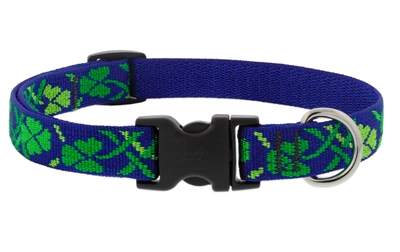 "Retired Lupine 3/4"" Lucky 9-14"" Adjustable Collar"