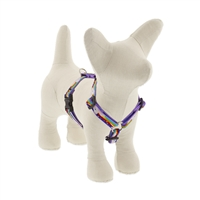 "Lupine 1/2"" Little Unicorn 9-14"" Roman Harness"
