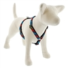 "Lupine Monkey Business 12-20"" Roman Harness - Medium Dog LIMITED EDITION"