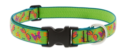 "Retired Lupine 1"" Meadow 12-20"" Adjustable Collar - Large"