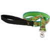 "Retired Lupine 1"" Meadow 6' Long Padded Handle Leash - Large Dog"