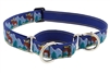 "Lupine Moose Mania 15-22"" Combo/Martingale Training Collar - Large Dog LIMITED EDITION"