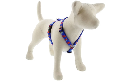 "Retired Lupine 3/4"" Mod Pod 12-20"" Roman Harness - Medium Dog"