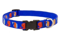 "Lupine Mod Pod 13-22"" Adjustable Collar - Medium Dog LIMITED EDITION"