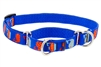 "Retired Lupine 3/4"" Mod Pod 14-20"" Martingale Training Collar"