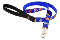 "Retired Lupine 3/4"" Mod Pod 4' Padded Handle Leash"