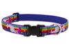 "Lupine 1"" Magic Unicorn 16-28"" Adjustable Collar"