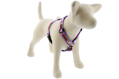 "Lupine 1"" Magic Unicorn 24-38"" Roman Harness"