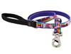 "Lupine 3/4"" Magic Unicorn 4' Padded Handle Leash"