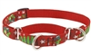 "Lupine 3/4"" Noel 10-14"" Martingale Training Collar"