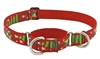 "Retired Lupine 1"" Noel 15-22"" Martingale Training Collar"