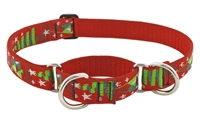 "Lupine 1"" Noel 15-22"" Martingale Training Collar"