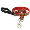 "Lupine 1"" Noel 4' Long Padded Handle Leash"