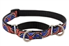 "LupinePet Northwest 10-14"" Martingale Training Collar - Medium Dog MicroBatch"