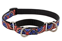 "Retired Lupine 3/4"" Northwest 10-14"" Martingale Training Collar"