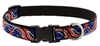 "LupinePet 3/4"" Northwest 9-14"" Adjustable Collar - Medium Dog MicroBatch"