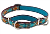 "Lupine 3/4"" Outback 10-14"" Combo/Martingale Training Collar - Medium Dog LIMITED EDITION"
