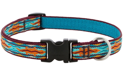"Retired Lupine 3/4"" Outback 15-25"" Adjustable Collar - Medium Dog"