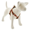 "Lupine 1"" Oak & Maple 19-28"" Step-in Harness - Large Dog LIMITED EDITION"