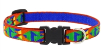 "Lupine 1/2"" Origami 10-16"" Adjustable Collar"