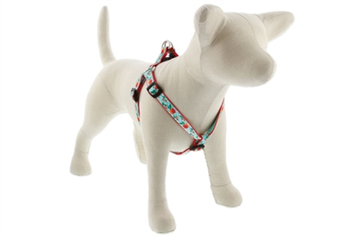 "Lupine Orchard 15-21"" Step-in Harness - Medium Dog LIMITED EDITION"
