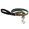 "Retired Lupine 3/4"" Pina Colada 4' Padded Handle Leash"