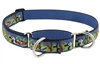 "Lupine 1"" Peeking Duck 15-22"" Martingale Training Collar"