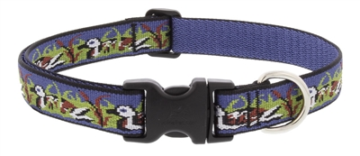 "Lupine 1"" Peeking Duck 16-28"" Adjustable Collar"